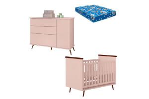 berco-americano-com-colchao-e-comoda-infantil-alice-rosa-ama