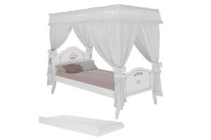 cama-infantil-princesa-encantada-clean-dossel-cama-auxiliar-