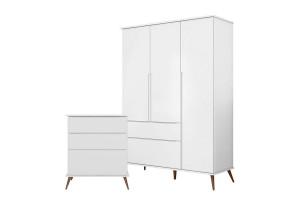 comoda-gaveteiro-e-guarda-roupa-infantil-alice-branco-amadei