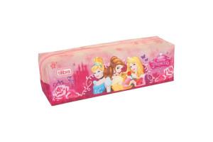 Estojo Escolar Princesas Disney Tubo 117005 Tilibra