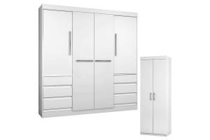 guarda-roupa-casal-1477-e-armario-multiuso-6020-branco