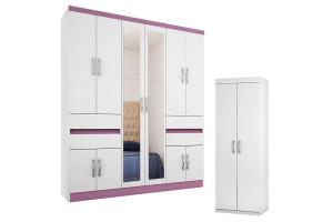 guarda-roupa-casal-3430-e-armario-multiuso-6020-brancoflex