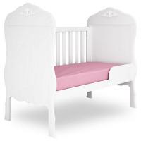 Berço mini cama Americano Realeza Canaã