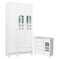 comoda-e-guarda-roupa-infantil-selena-3-portas-branco-brilho