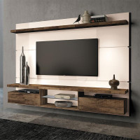 Home Suspenso Livin 2.2 Off White Deck – HB Móveis