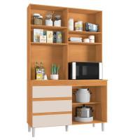 interna-Armário-de-Cozinha-Kit-Smart-3-Portas-Cedro-Champanh