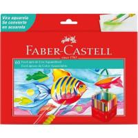 Lápis De Cor 60 Ecolápis Aquarelavel - Faber Castell