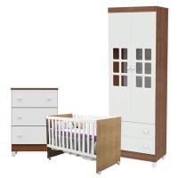 Quarto-de-Bebê-Mariah-2-Portas-Comoda-gaveteiro-com-Berço-Ga